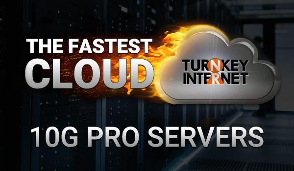 10G Cloud and Dedicated Servers