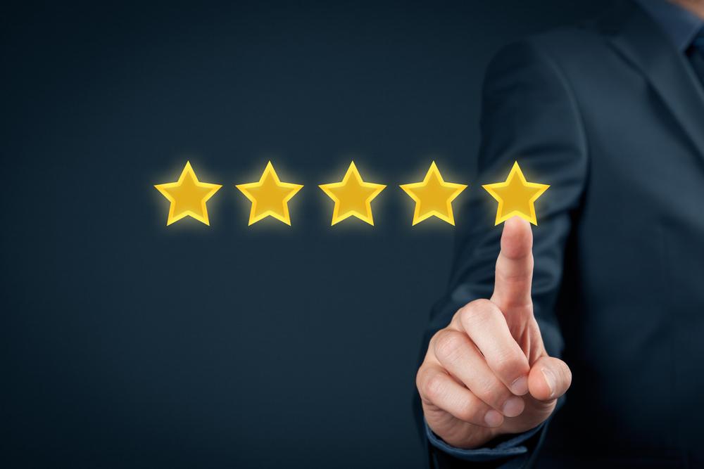 5 Star Review - TurnKey Internet