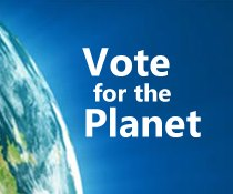 Vote for the Planet