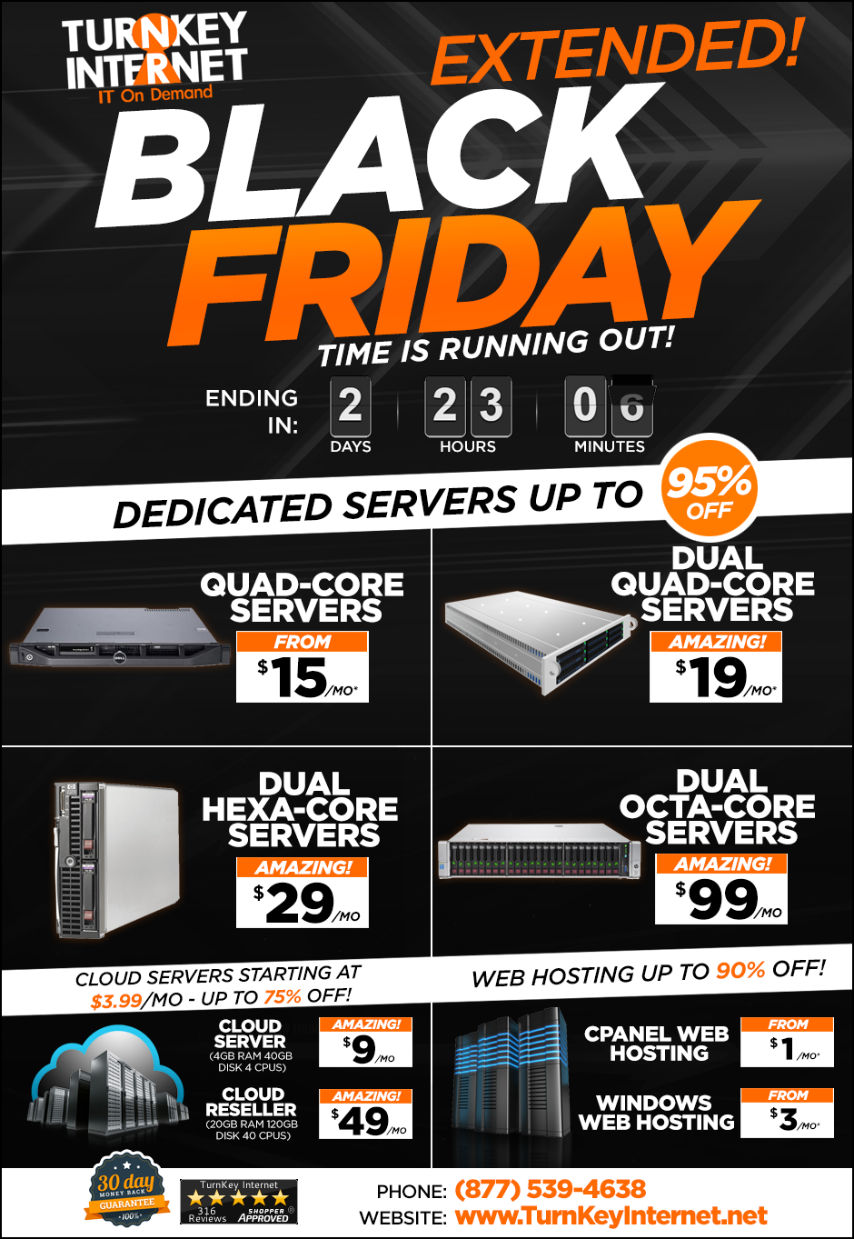 EXTENDED Black Friday Deals