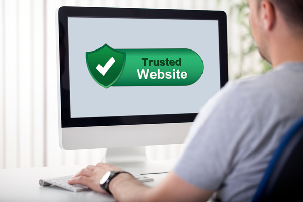 How to Build a Trusted Website