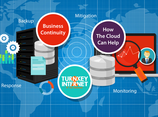 Business Continuity - How The Cloud Can Help