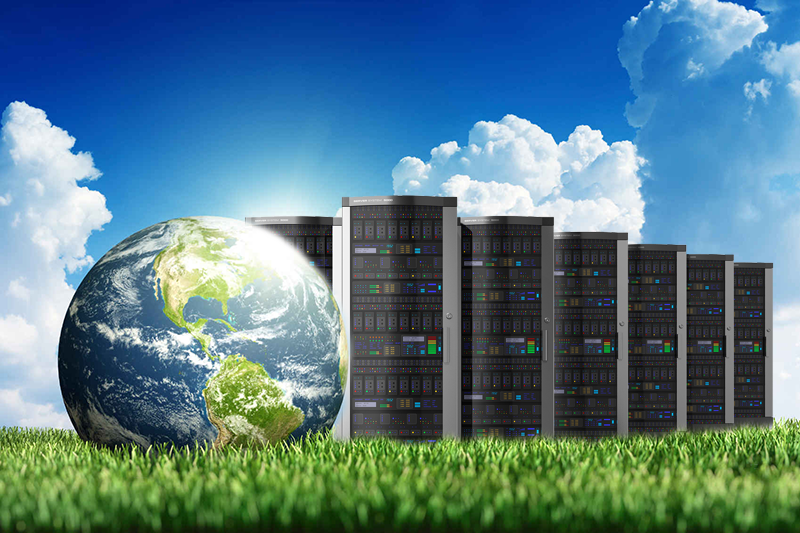 Green Data Center Servers