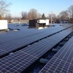 Solar powered datacenter in New York #2