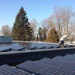 solar powered datacenter in new york