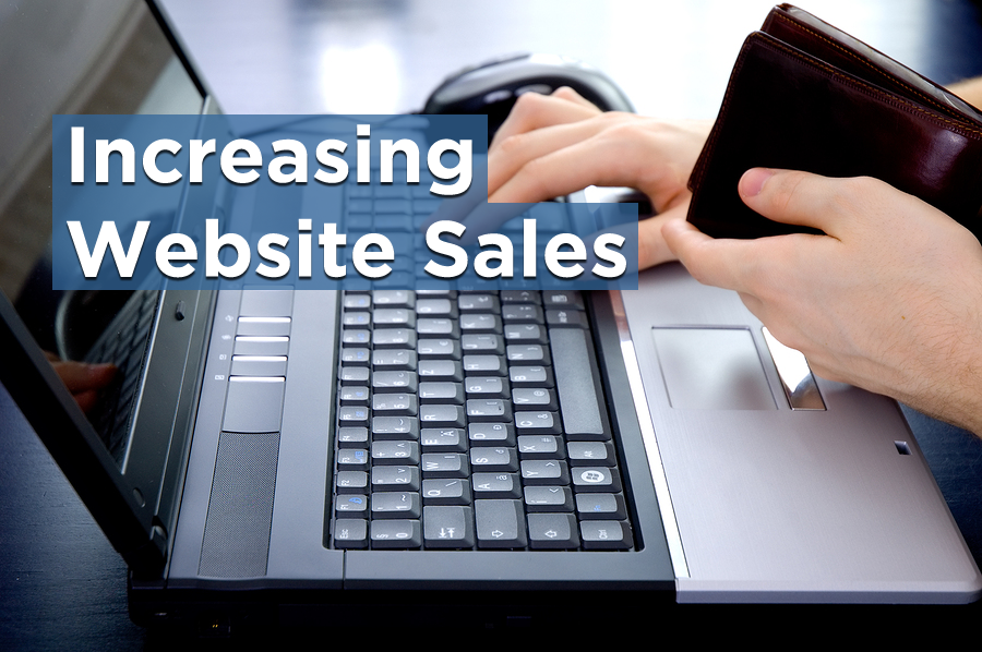 Increase Website Sales