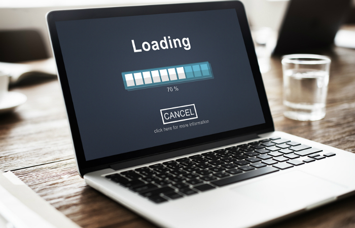Website Speed Loading
